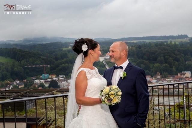 Hochzeiten über den Dächern von Passau